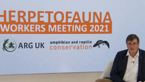 Round up of Herp Workers' Meeting 2021