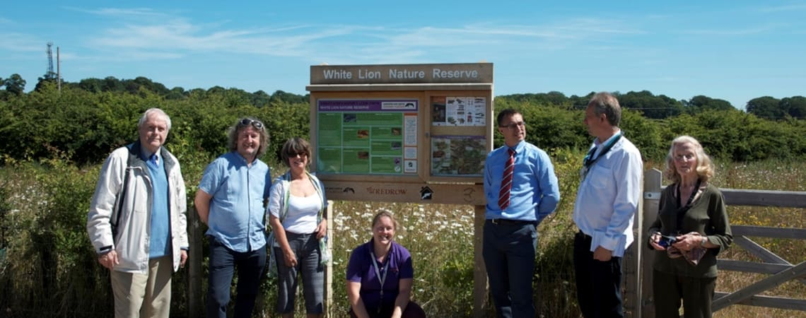 Biodiversity award for ARC reserve