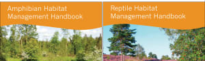 Habitat Management Handbooks (set of 2)