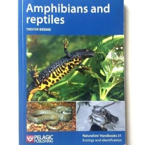 Amphibians and Reptiles by Trevor Beebee