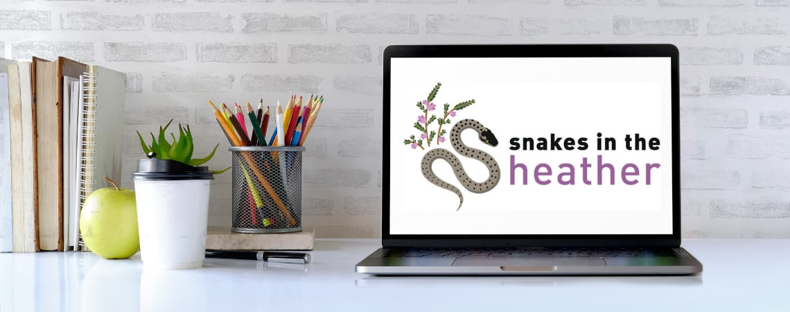 Snakes in the Heather goes digital