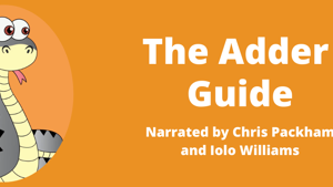 Out now! ARC's new animated Adder Guide